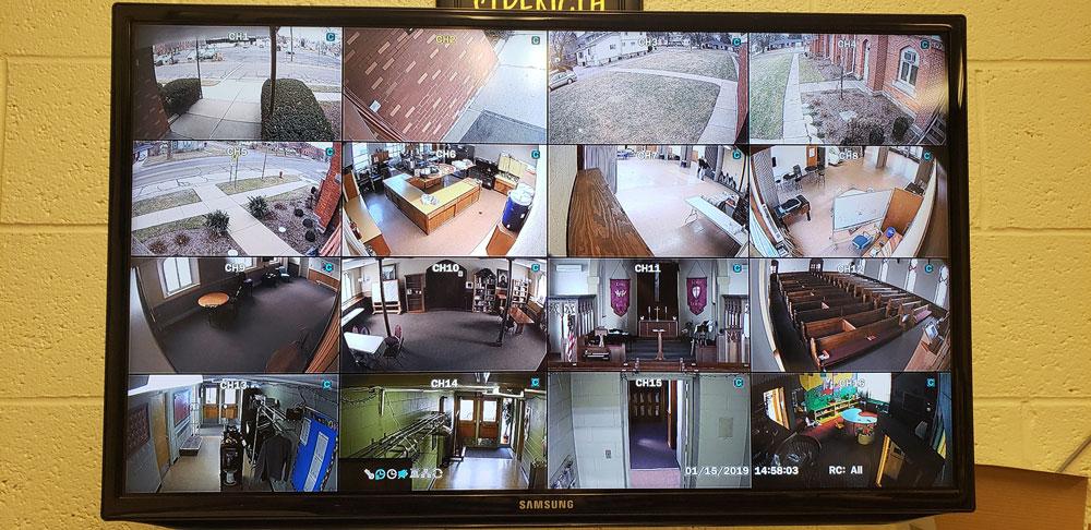 Surveillance AV